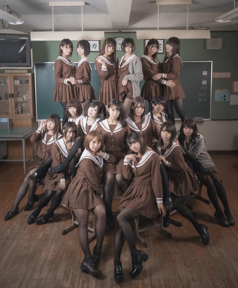 Hot japanese schoolgirl porn-9414