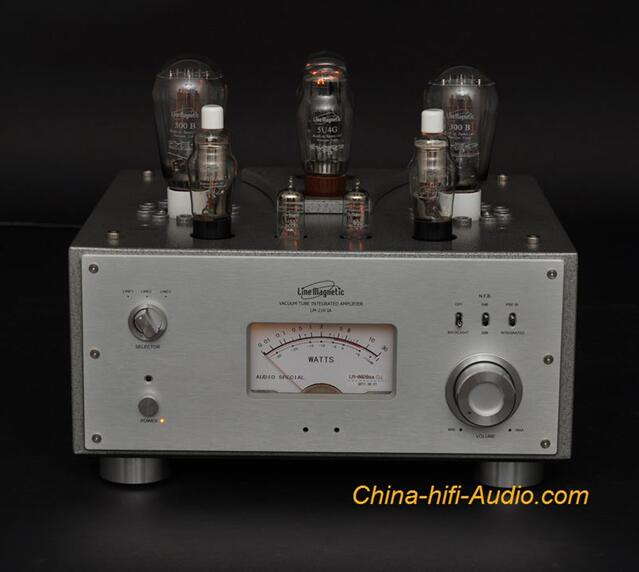 China-hifi-Audio Supplies Decent Quality Line Magnetic Audiophile Tube Amplifiers For Both Listening And Producing Excellent Sounds