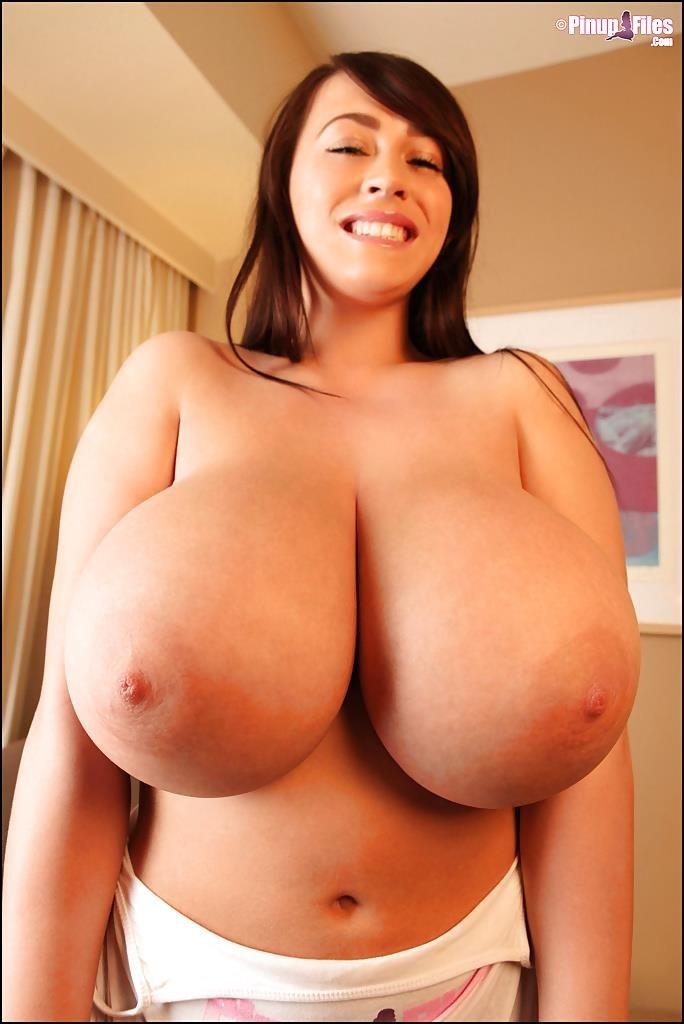 Very big naked tits-9859