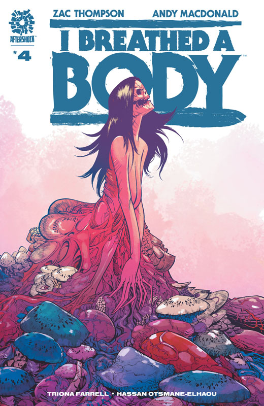 I Breathed A Body #1-5 (2021)