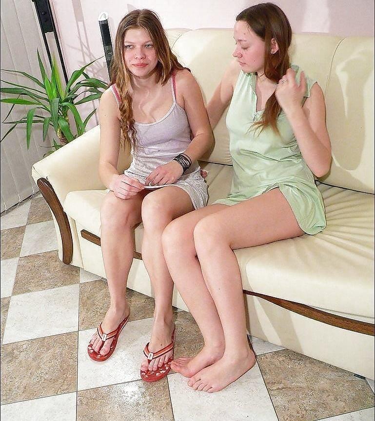 Japanese lesbian feet worship-7744