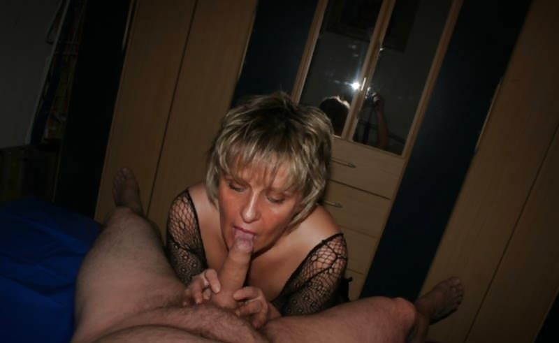 German mature mom-3564