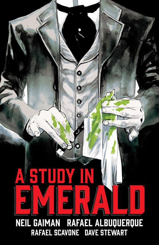 A Study in Emerald (2018)