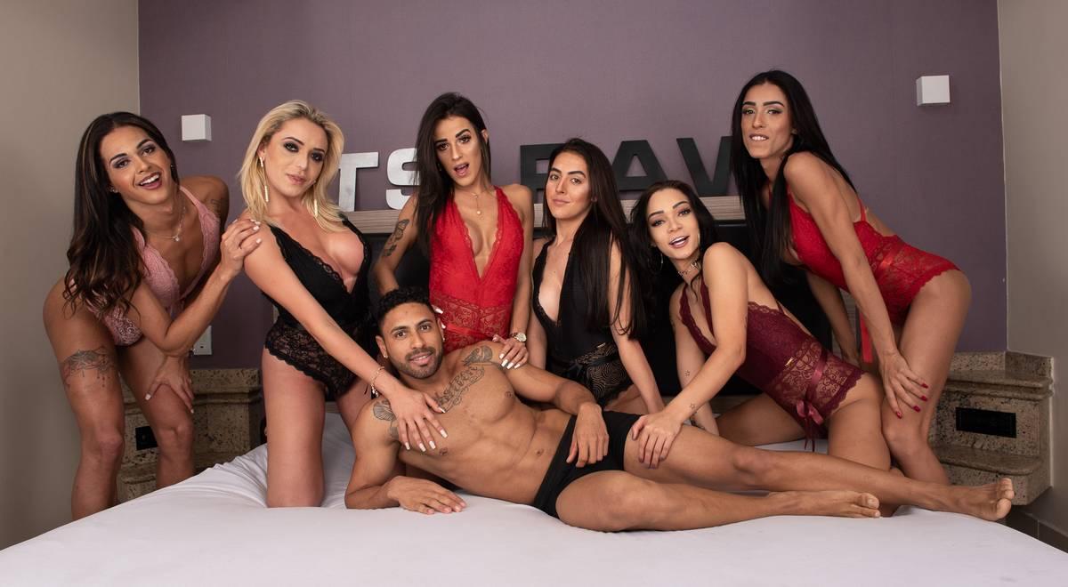 Tsraw.Com Yasmin De Castro, Pietra Radi, Mariana Lins, Hanna Rios, Bruna Dior, Alice Marques (2020/Mp4/Hd 720)
