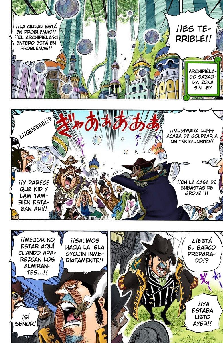 One Piece Manga 501-505 [Full Color] Nx3OjBn2_o