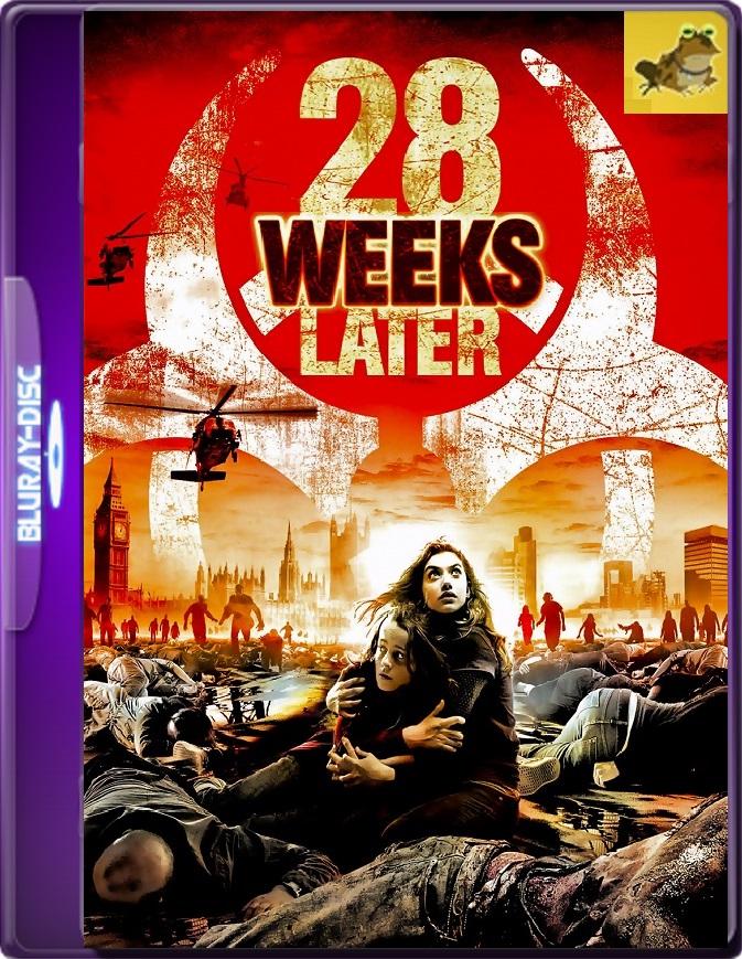 Exterminio 2 (2007) Brrip 1080p (60 FPS) Latino / Inglés