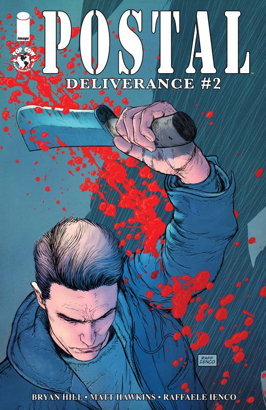 Postal - Deliverance #1-4 (2019)