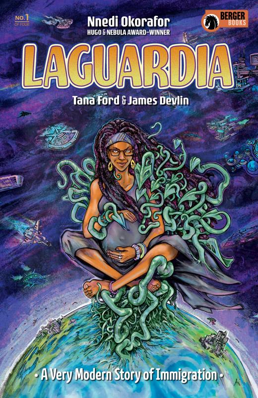 LaGuardia #1-4 (2018-2019) Complete