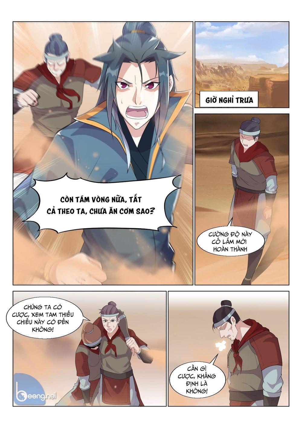 Dị Thế Tà Quân Chapter 11