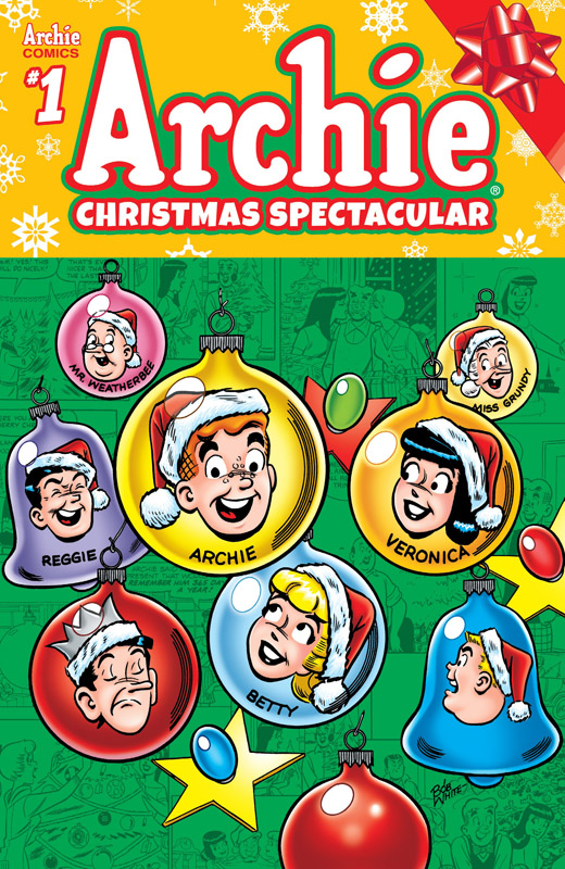 Archie's Christmas Spectacular (2017-2020)