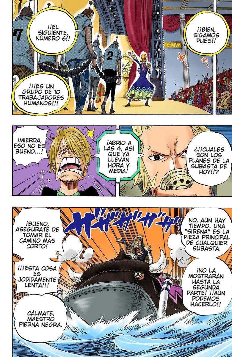 One Piece Manga 501-505 [Full Color] 9356eSnN_o