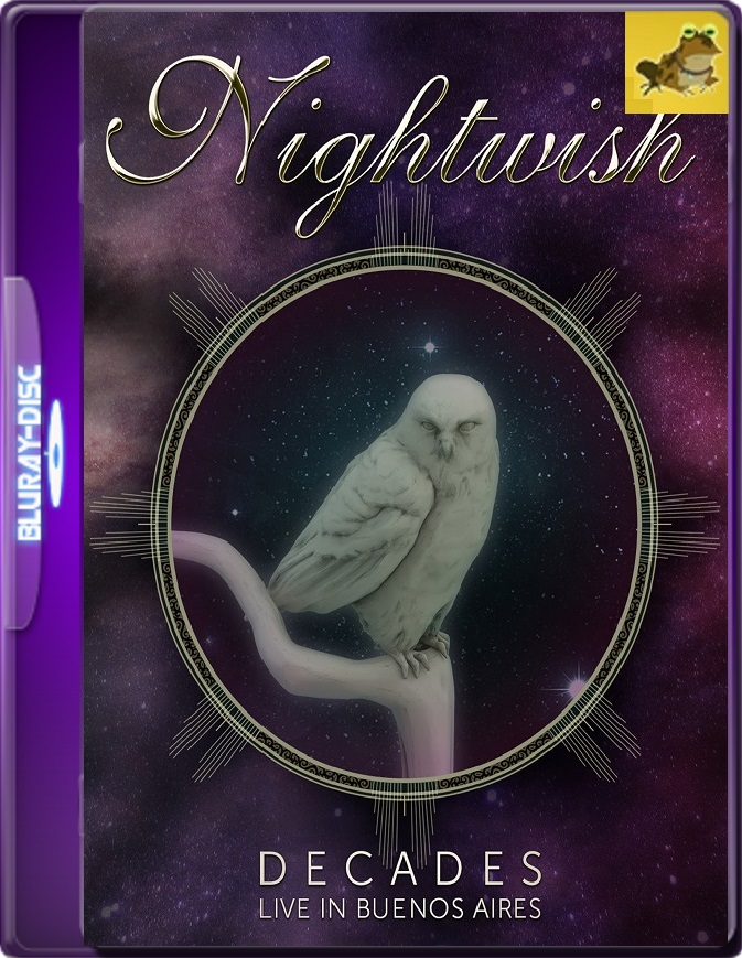 Nightwish: Decades (2019) Brrip 1080p (60 FPS) Inglés