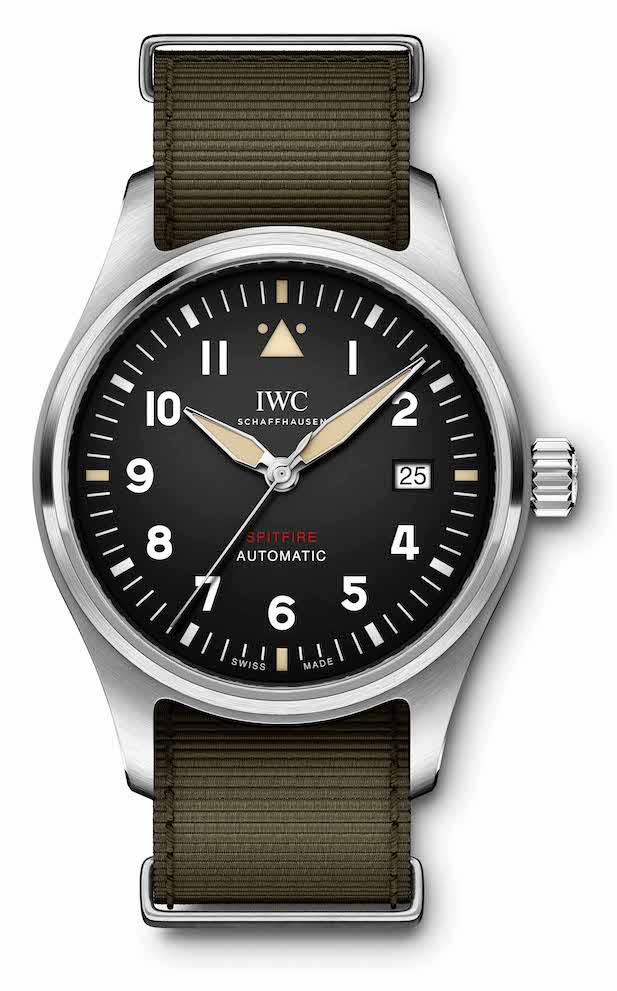 A few more new IWC Spitfires UlQDZg0b_o