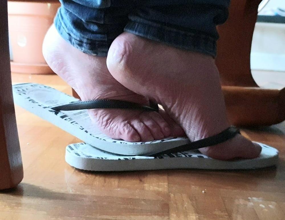 Mature feet pics-7795
