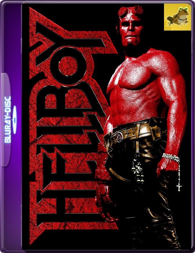 Hellboy (2004) Brrip 1080p (60 FPS) Latino / Inglés