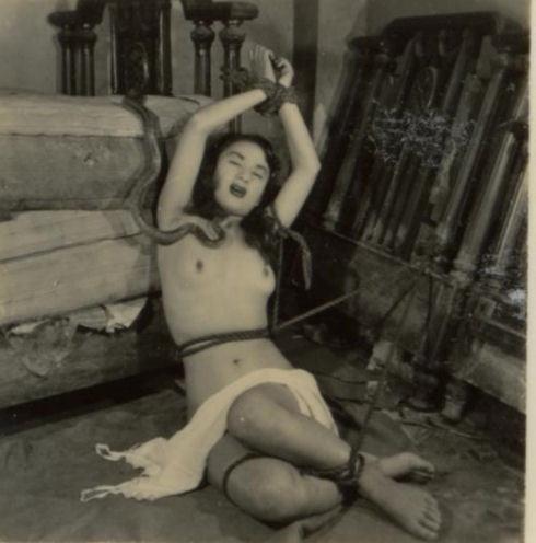Hijab bondage porn-8446