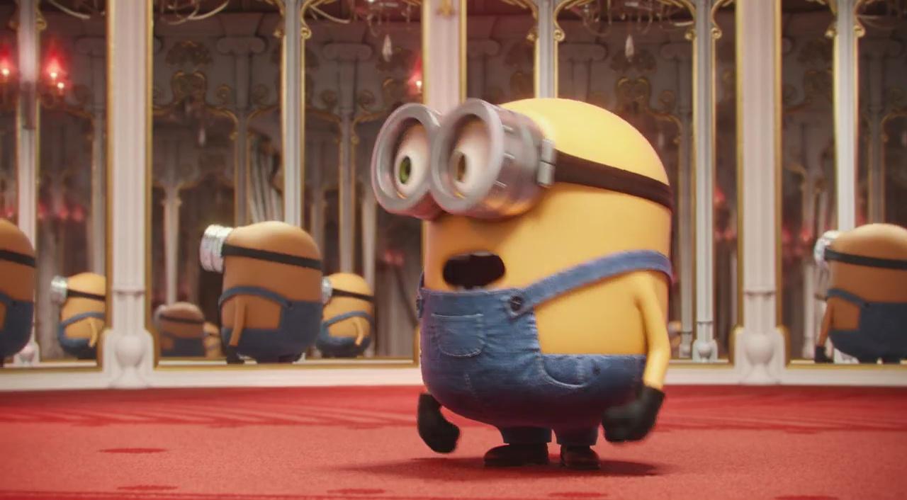 Los Minions 720p Lat-Cast-Ing 5.1 (2015)