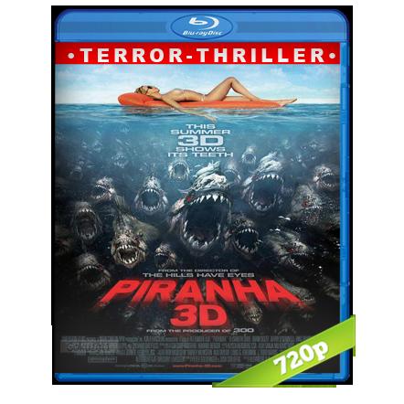 Piraña 720p Lat-Cast-Ing 5.1 (2010)