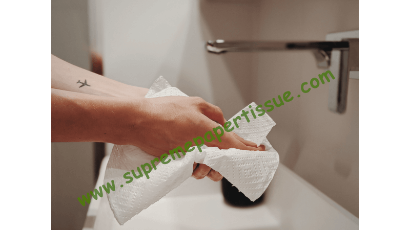 AO SHA SUPPLY CHAIN MANAGEMENT CO., LTD Presents Superior and Highly Absorbent Paper RollTowels for Wiping and Cleaning Different Places