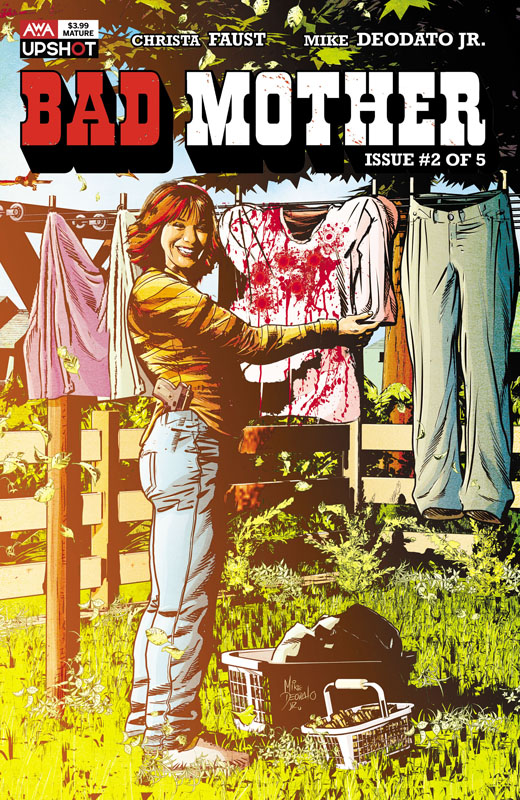 Bad Mother #1-5 (of 05) (2020) Complete