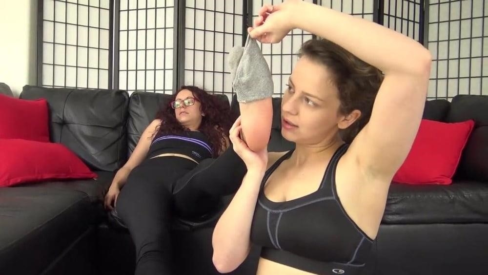 Trample fetish clips-3299