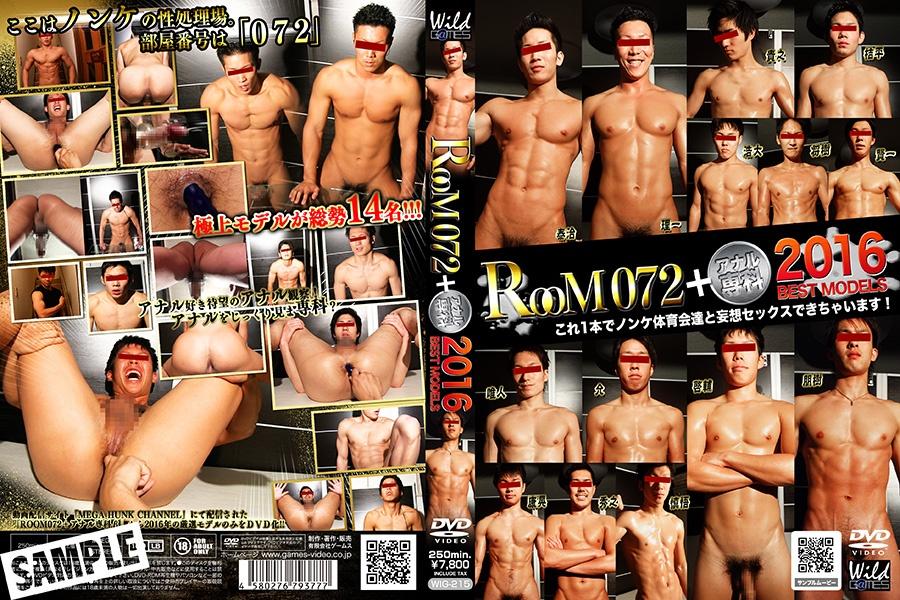 Room 072 + Anal Specialty 2016 Best Models / Комната 072 + Анальная пенетрация Лучшие модели 2016 [WIG-215] (Wild G@mes) [cen] [2016 г., Asian, Twinks, Fingering, Handjob, Posing, Solo, Toys, Masturbation, Cumshots, DVDRip]