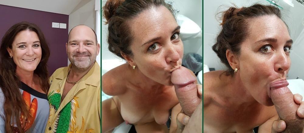 Husband and wife threesome homemade-4697