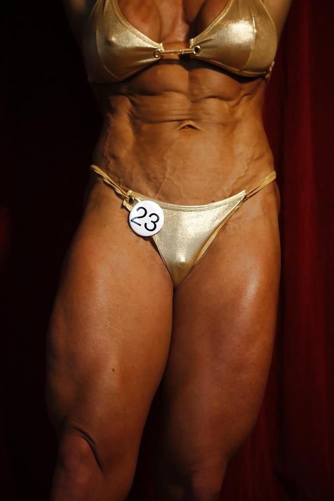 Female bodybuilders with huge clits-2021