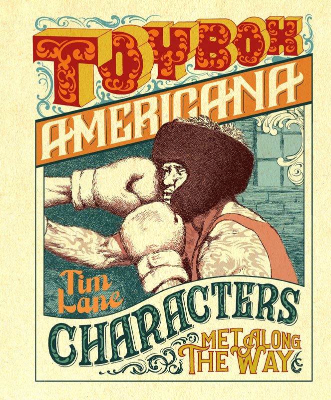 Toybox Americana - Characters Met Along the Way (2020)
