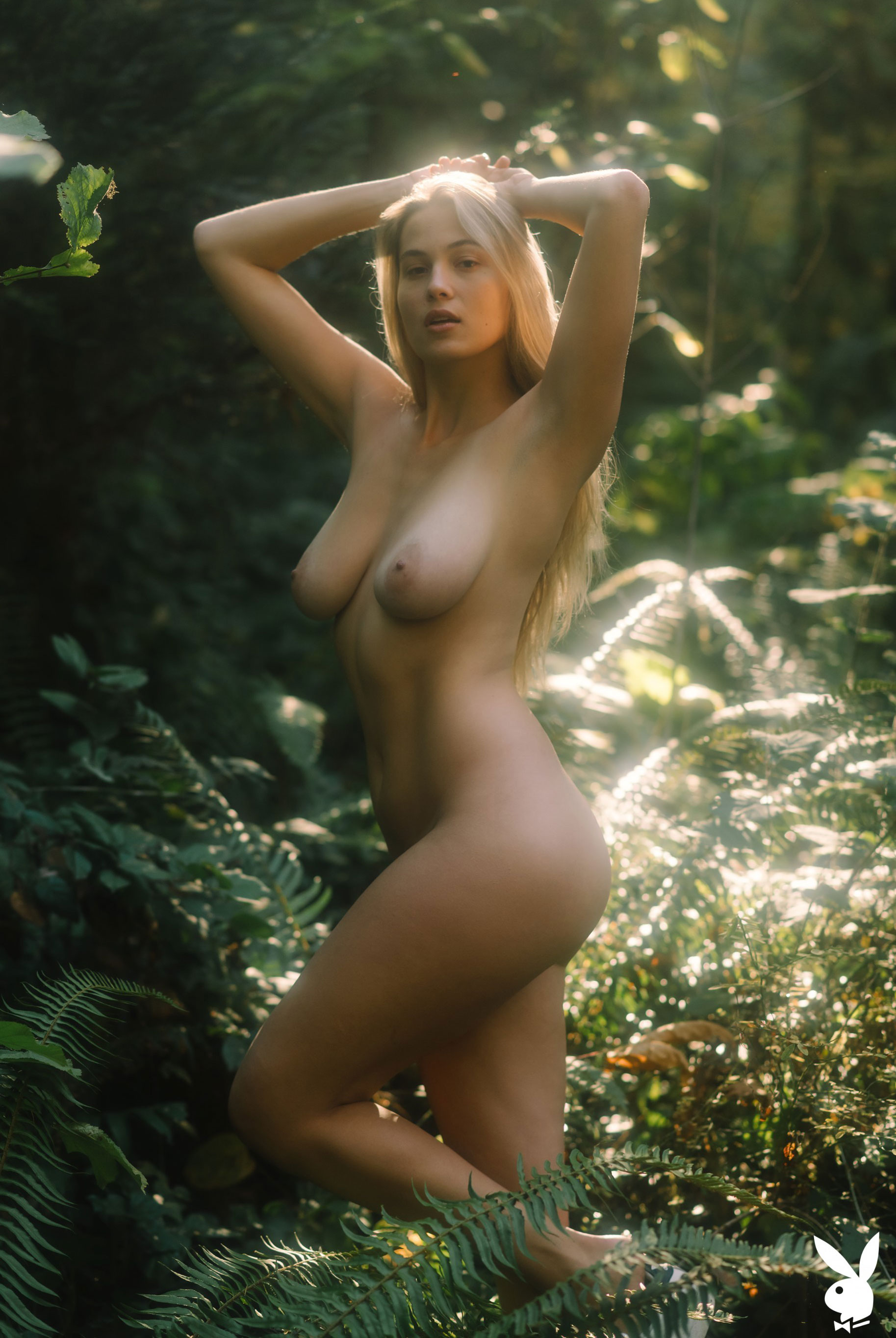 Меган Мур - Девушка месяца февраль 2019 Playboy США / фото 17