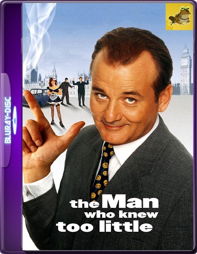 El Hombre Que No Sabía Nada (1997) Brrip 1080p (60 FPS) Latino / Inglés