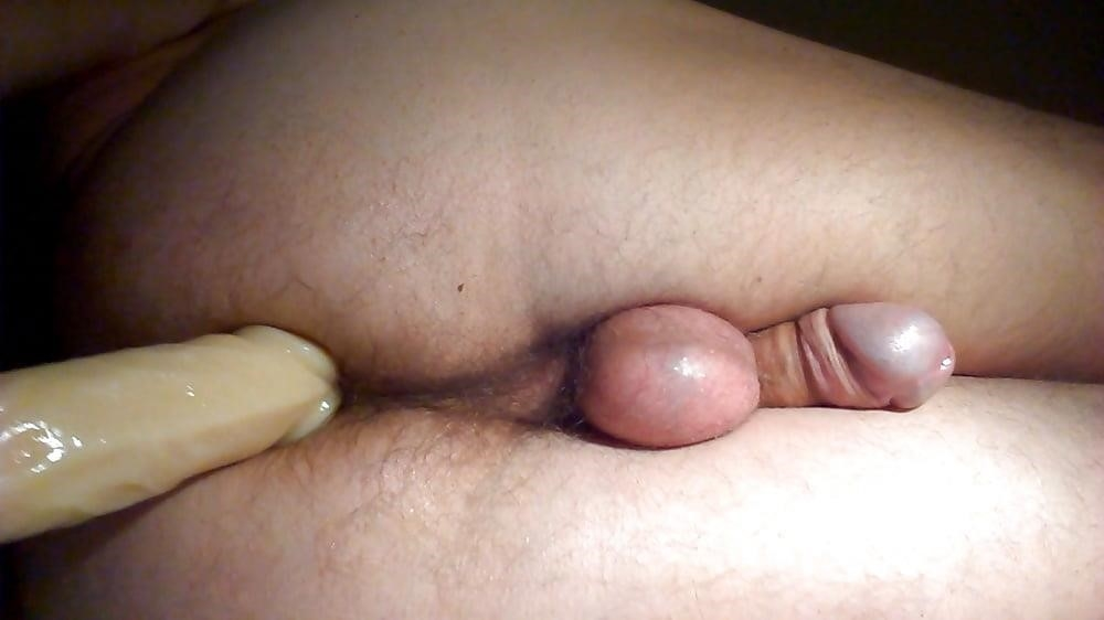 Orgasm during bukkake-8386