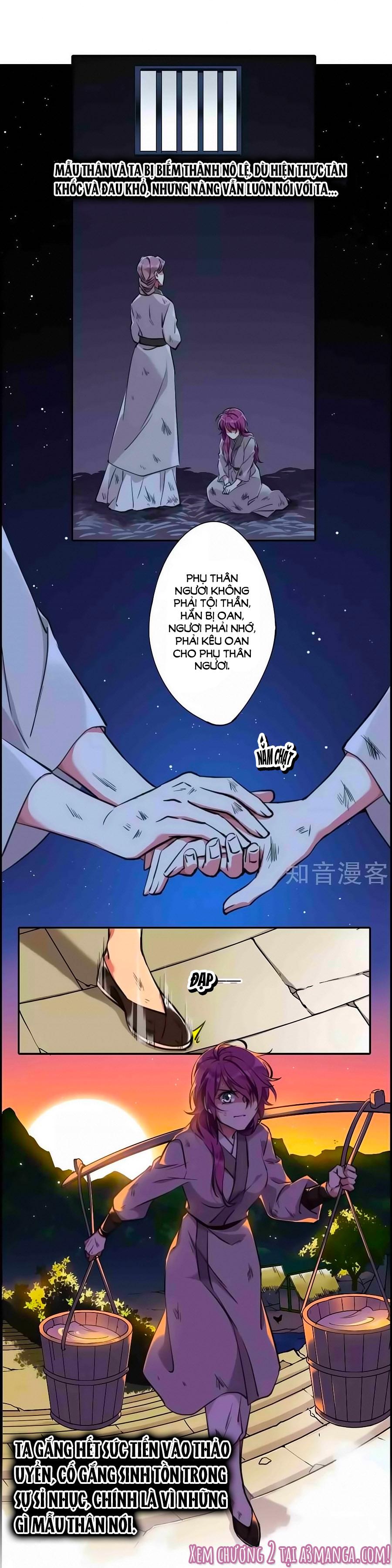 Thượng Quốc Phú Chi Thiên Đống Tuyết chap 1 - Trang 17