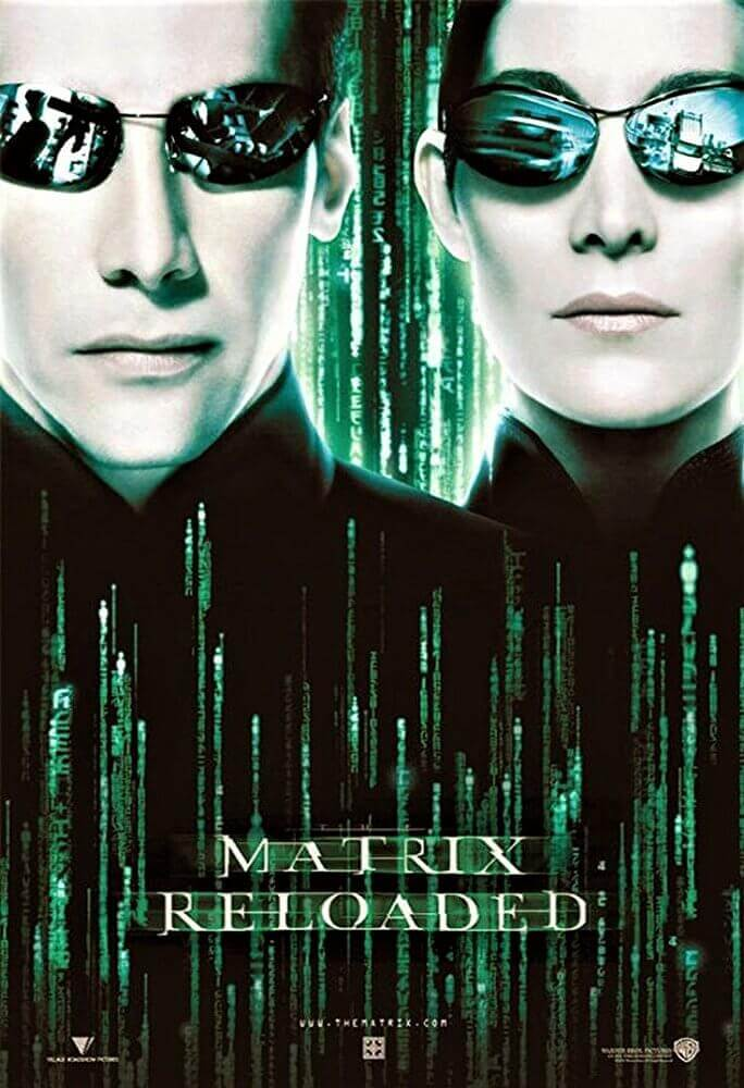 Matrix Recargado (Reloaded) (2003) [1080p Dual Audio Latino Ingles]