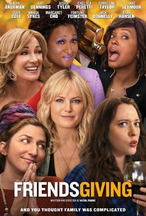 Friendsgiving poster image