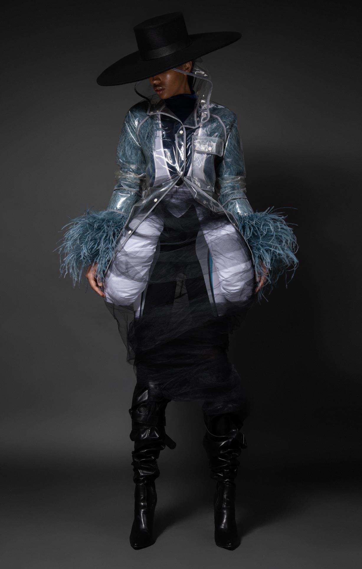 Нетрадиционный взгляд на модную одежду / фото 14