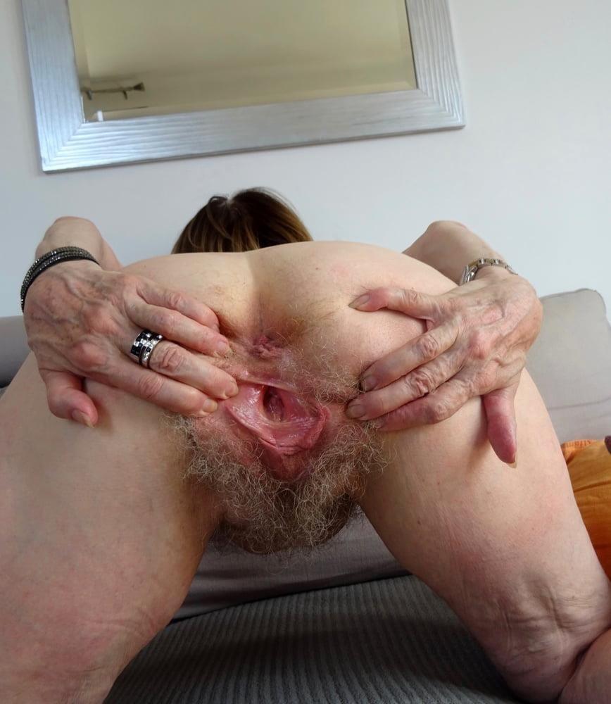 Mom hairy masturbation-1206