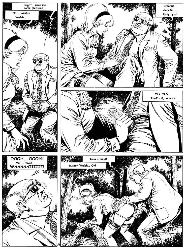 Black and white sex comics-8087