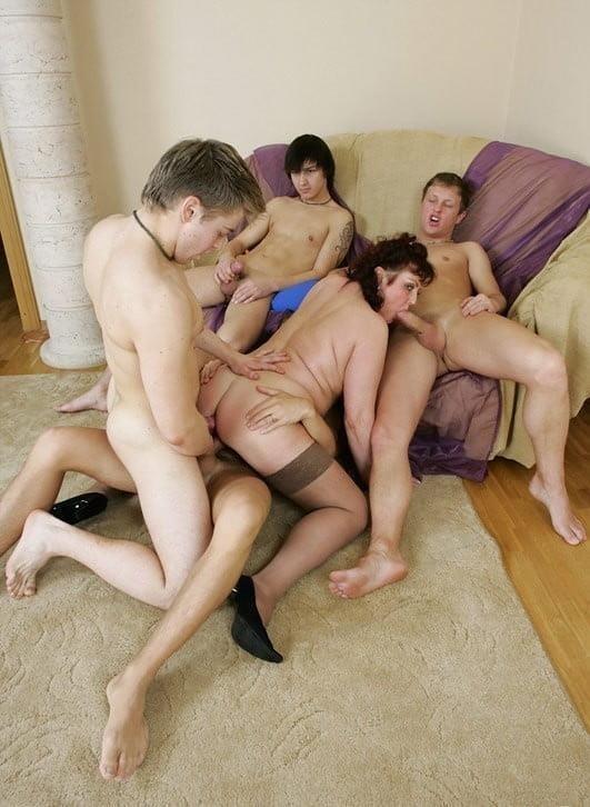 Mom son bondage sex-7649