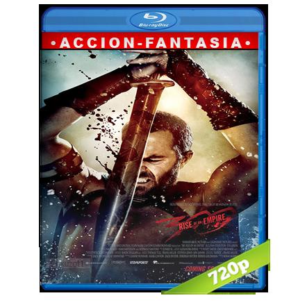 300 El Nacimiento De Un Imperio 720p Lat-Cast-Ing[Acción-Belico](2014)