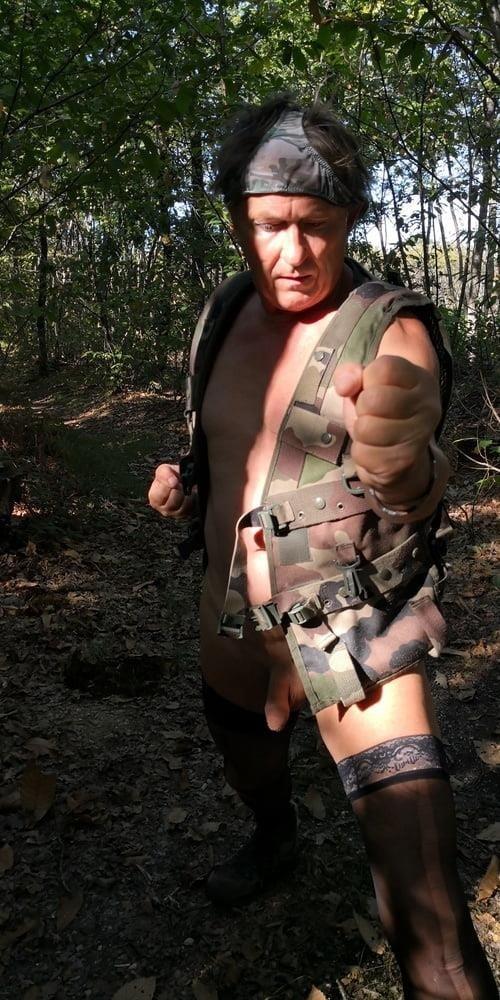 Homemade army porn-9550