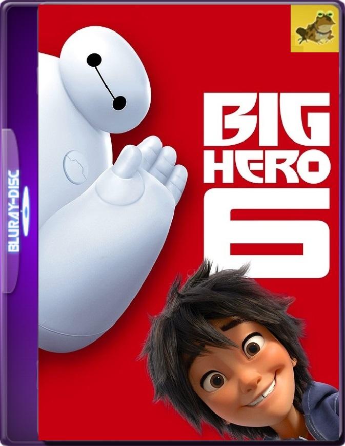 Grandes Héroes (2014) Brrip 1080p (60 FPS) Latino