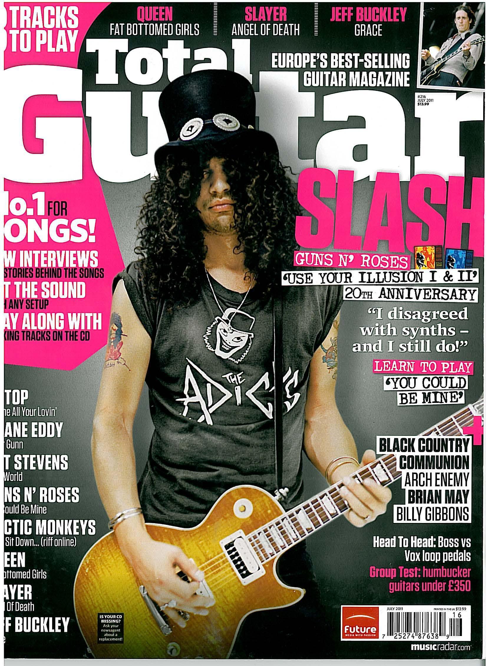 2011.07.XX - Interview with Slash, Total Guitar Magazine 7BRwJgLv_o