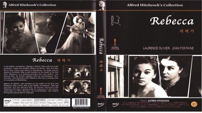 Rebeca Una Mujer Inolvidable (1940) BRRip Full 1080p Audio Dual Castellano-Ingles