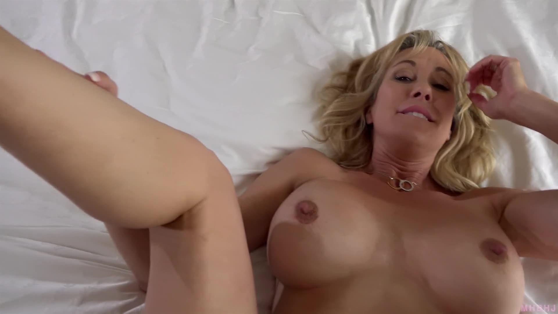The Big Tit Leather Milf