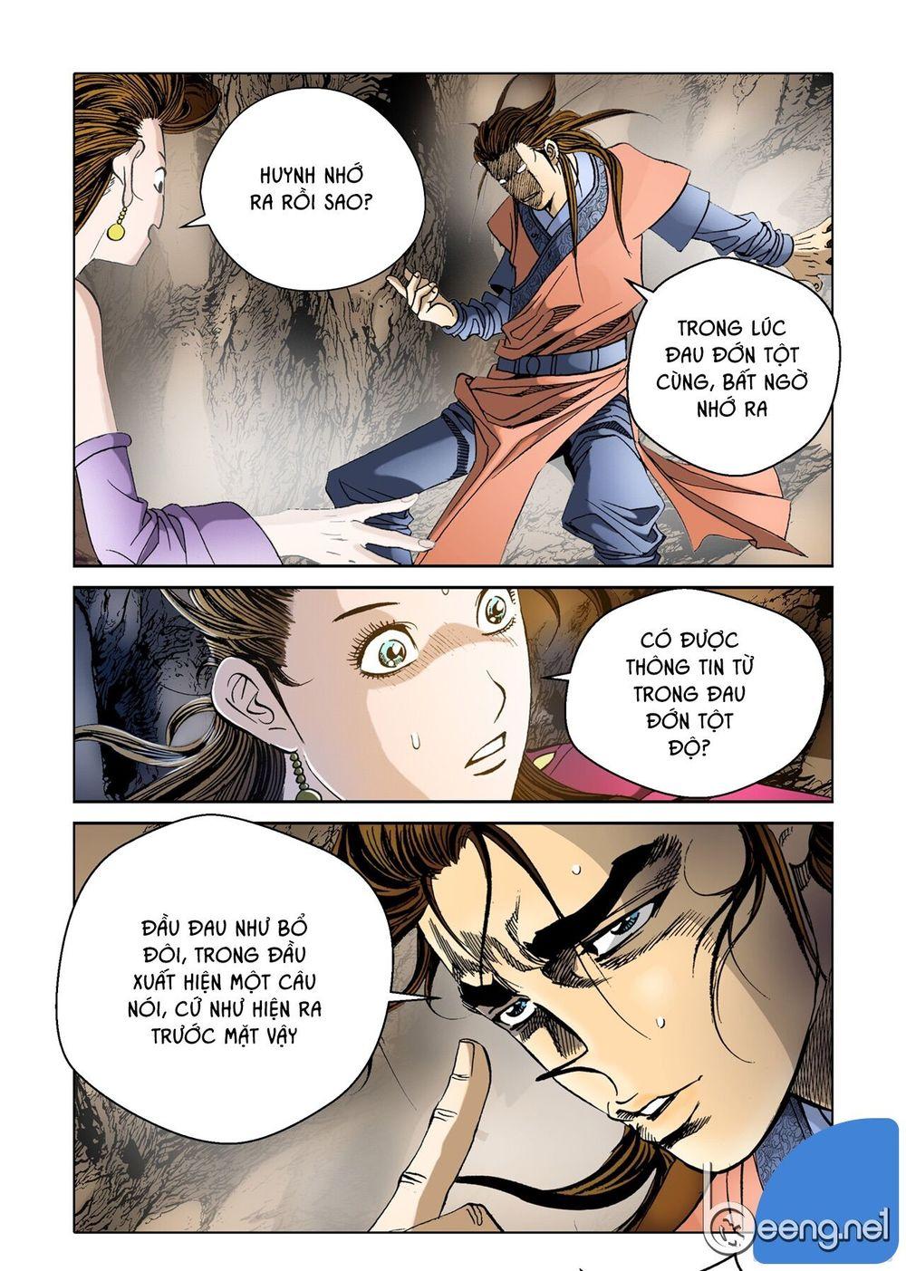 Nhật Tà Nguyệt Ma Chapter 21