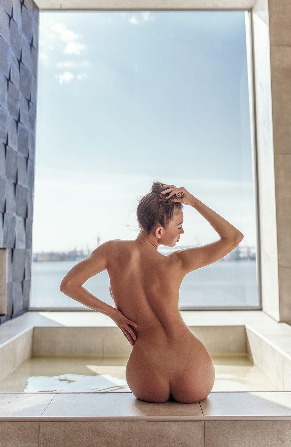 Окна в ванну Яны Палчевской / фото 02