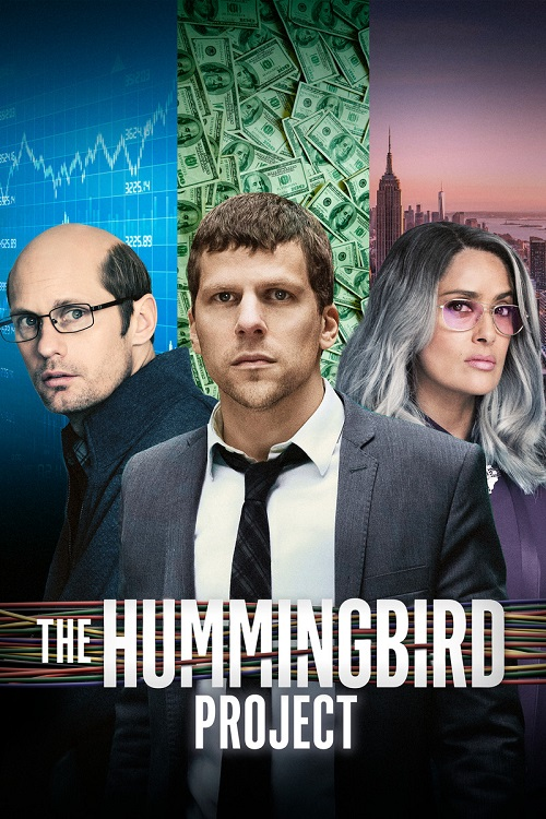 Projekt Koliber / The Hummingbird Project (2018) MULTi.720p.BluRay.x264.DTS.AC3-DENDA / LEKTOR i NAPISY PL + m720p