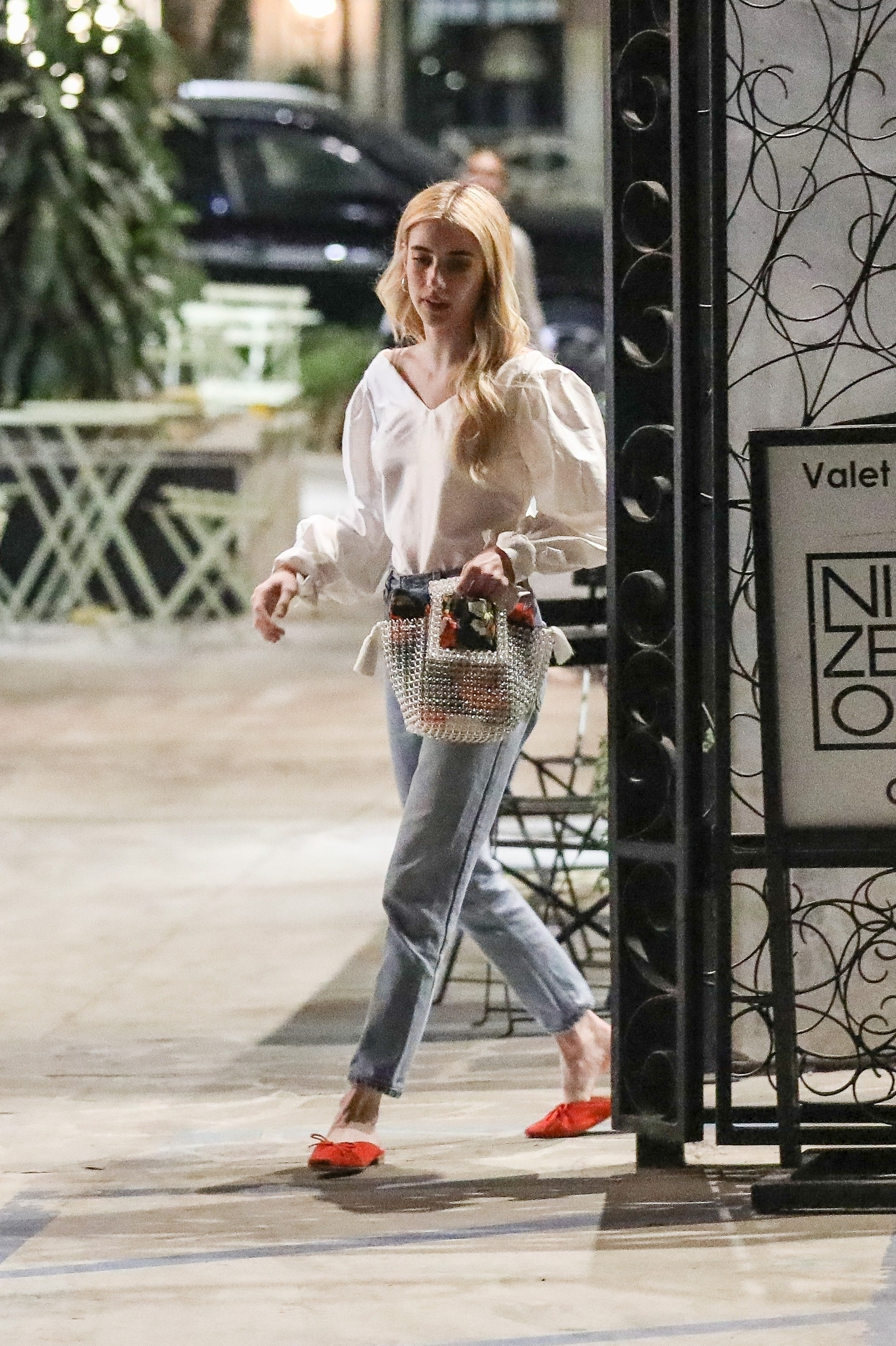 Emma Roberts – out in West Hollywood – 11/13/19