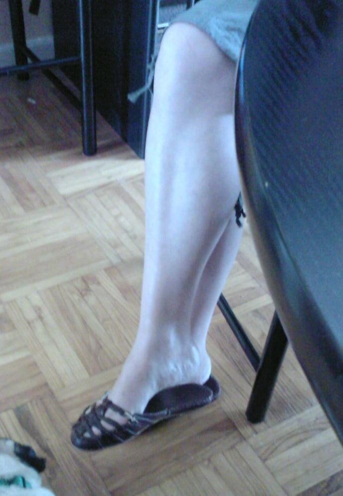 Mature feet pics-6808